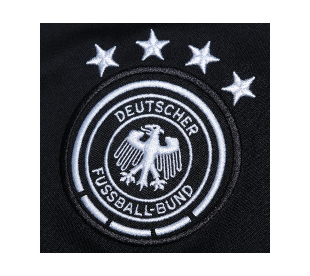 Calção Adidas Alemanha I 2018 Infantil