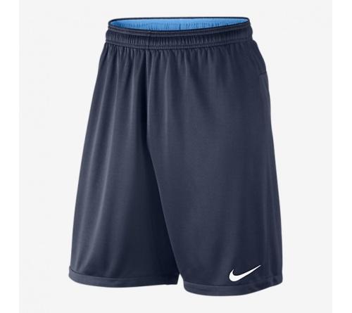 dbed7b9896 Calção Nike Academy LNGR Knit Pt Azul - Mundo do Futebol