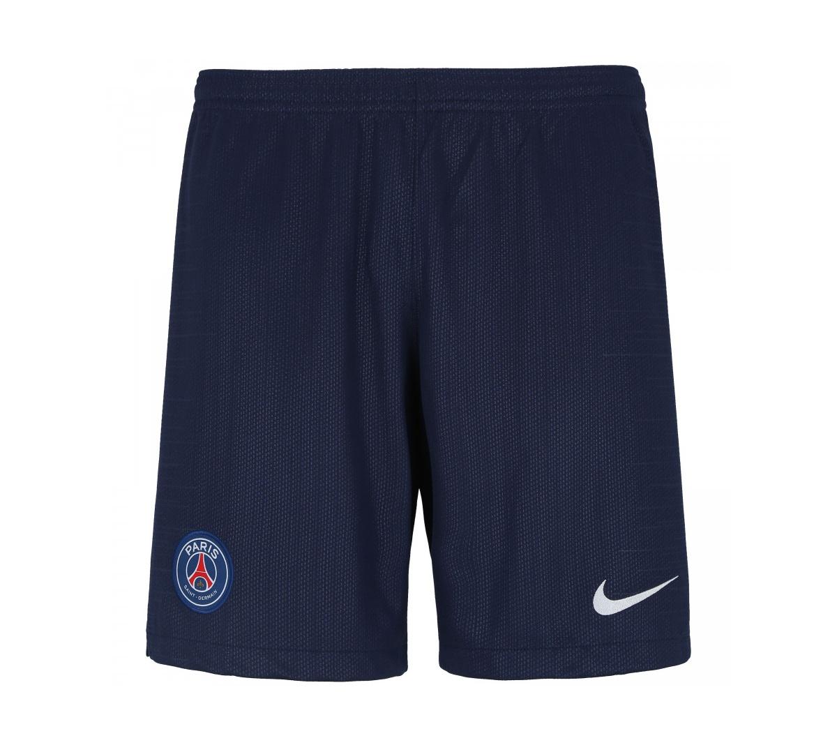 Calção Nike Paris Saint Germaint 2018 Infantil