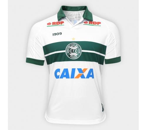 Camisa 1909 Coritiba I Oficial Jogador 2018.