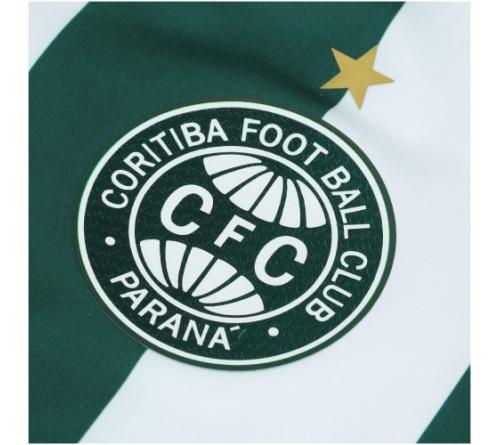Camisa 1909 Coritiba II Feminina 2018