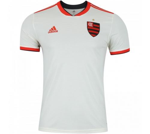 Camisa Adidas  Flamengo II Oficial Masculina 2018.