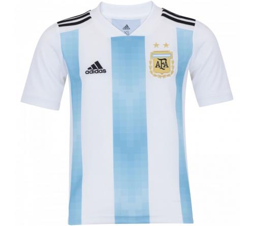 Camisa Adidas Argentina I 2018 Oficial Infantil