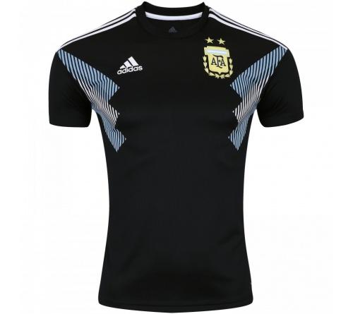 Camisa Adidas Argentina II 2018 Torcedor Adulto Oficial