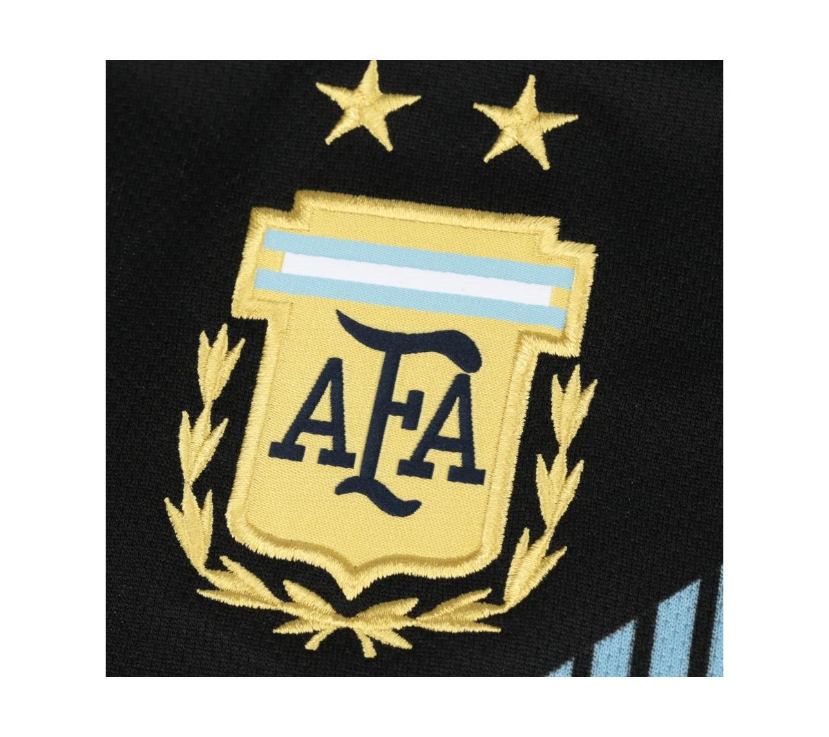 289c7e4de Camisa Adidas Argentina II Infantil 2018 - Mundo do Futebol