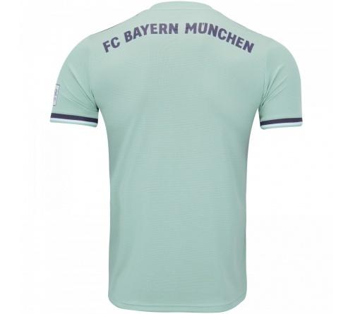 Camisa Adidas Bayern De Munique II Oficial 2018/19.