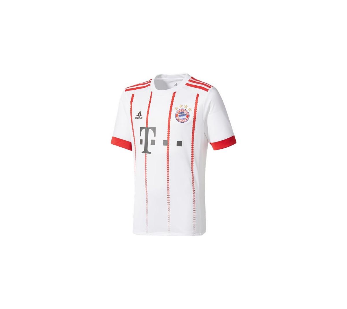 Camisa Adidas Bayern de Munique III Infantil 17/18