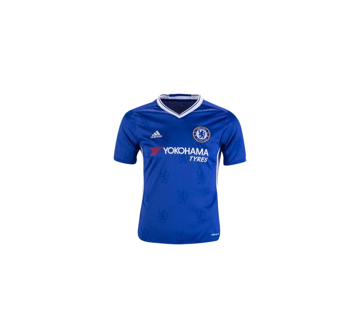 Camisa Adidas Chelsea I 2016/17 Infantil