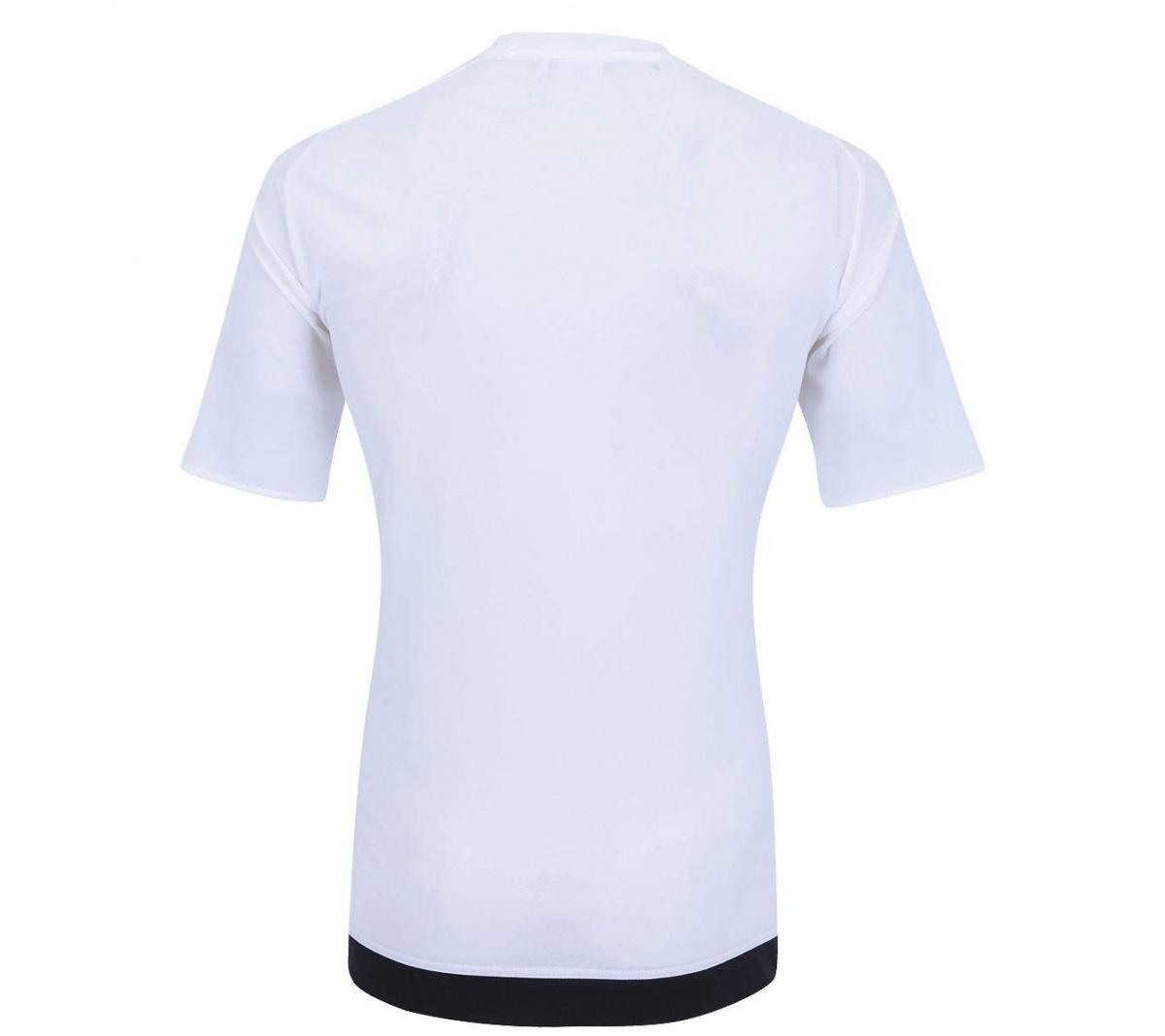 Camisa Adidas Estro 15 Branco Preto - Mundo do Futebol 99d7509ff6d51