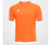 Camisa Adidas Estro 15 Laranja/Branco
