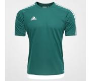 Camisa Adidas Estro 15 Verde/Branco