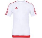 Camisa Adidas Estro 15 Branco/Vermelho