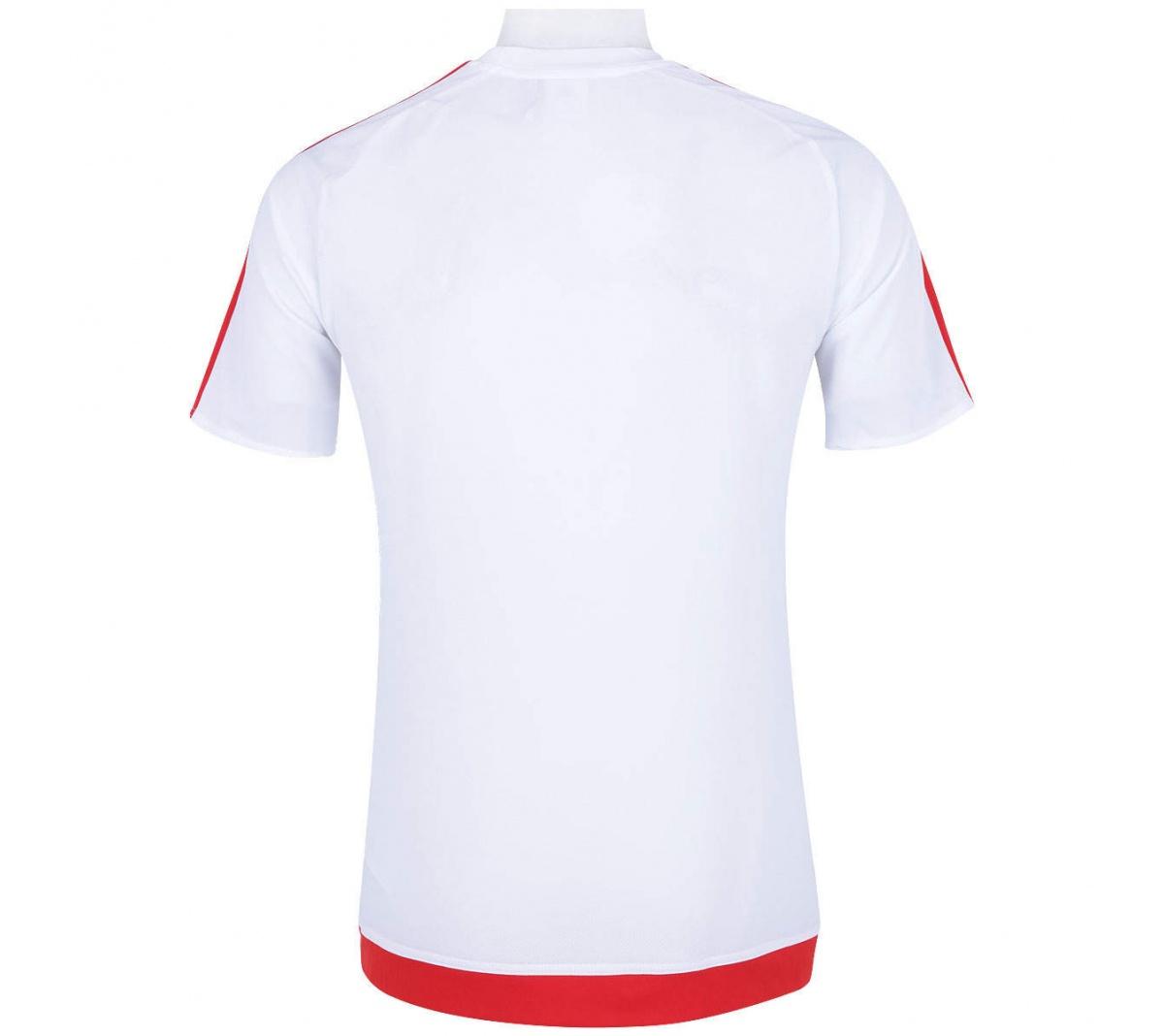 ff63d7d97f ... Camisa Adidas Estro 15 Branco Vermelho - Mundo do Futebol  79e8dfb77b919d ...