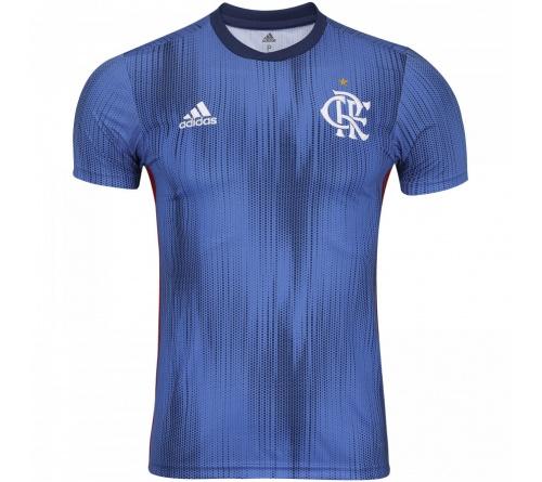Camisa Adidas Flamengo III 2018/19.
