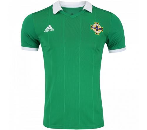 Camisa Adidas Irlanda I Oficial Adulto 2018