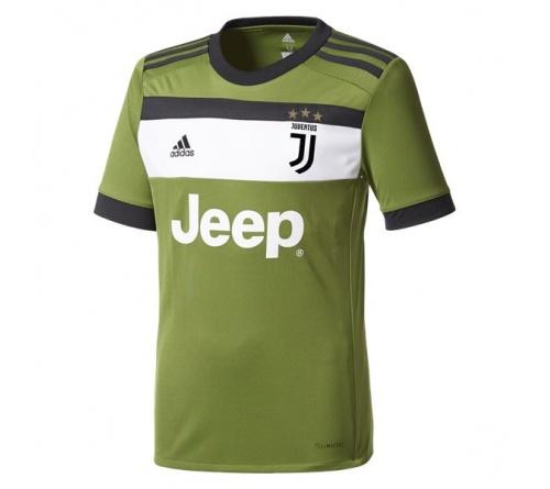 Camisa Adidas Juventus III Infantil 2017/18