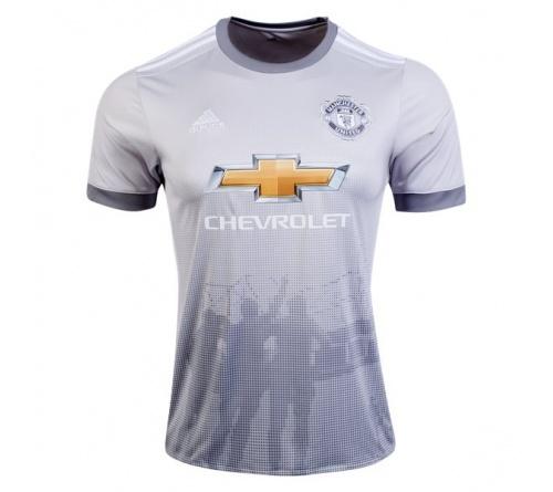 Camisa Adidas Manchester United III 2017/18