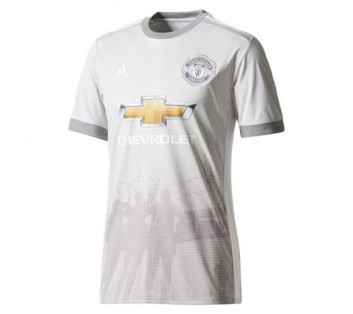 Camisa Adidas Manchester United III Infantil 17/18