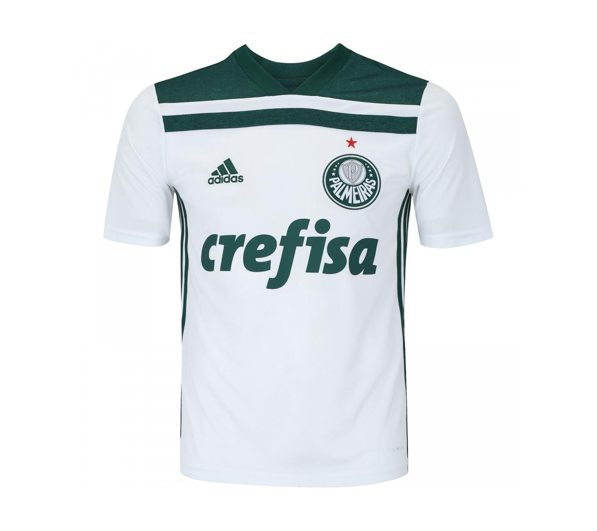 Camisa Adidas Palmeiras II Infantil 2018 Of. - Mundo do Futebol d7870898a74d9
