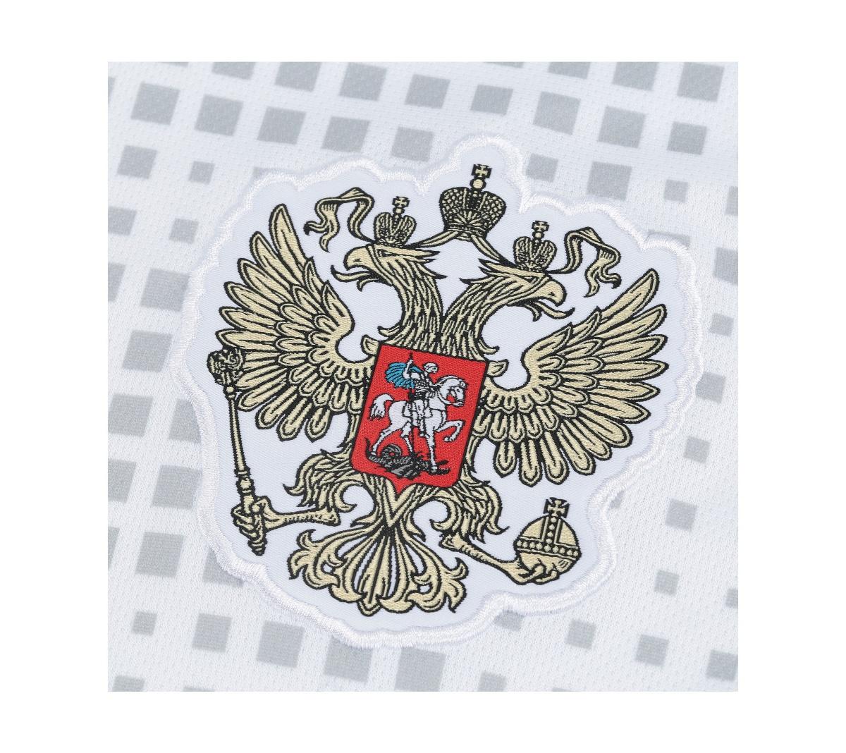Camisa Adidas Rússia II 2018 Torcedor Adulto Oficial