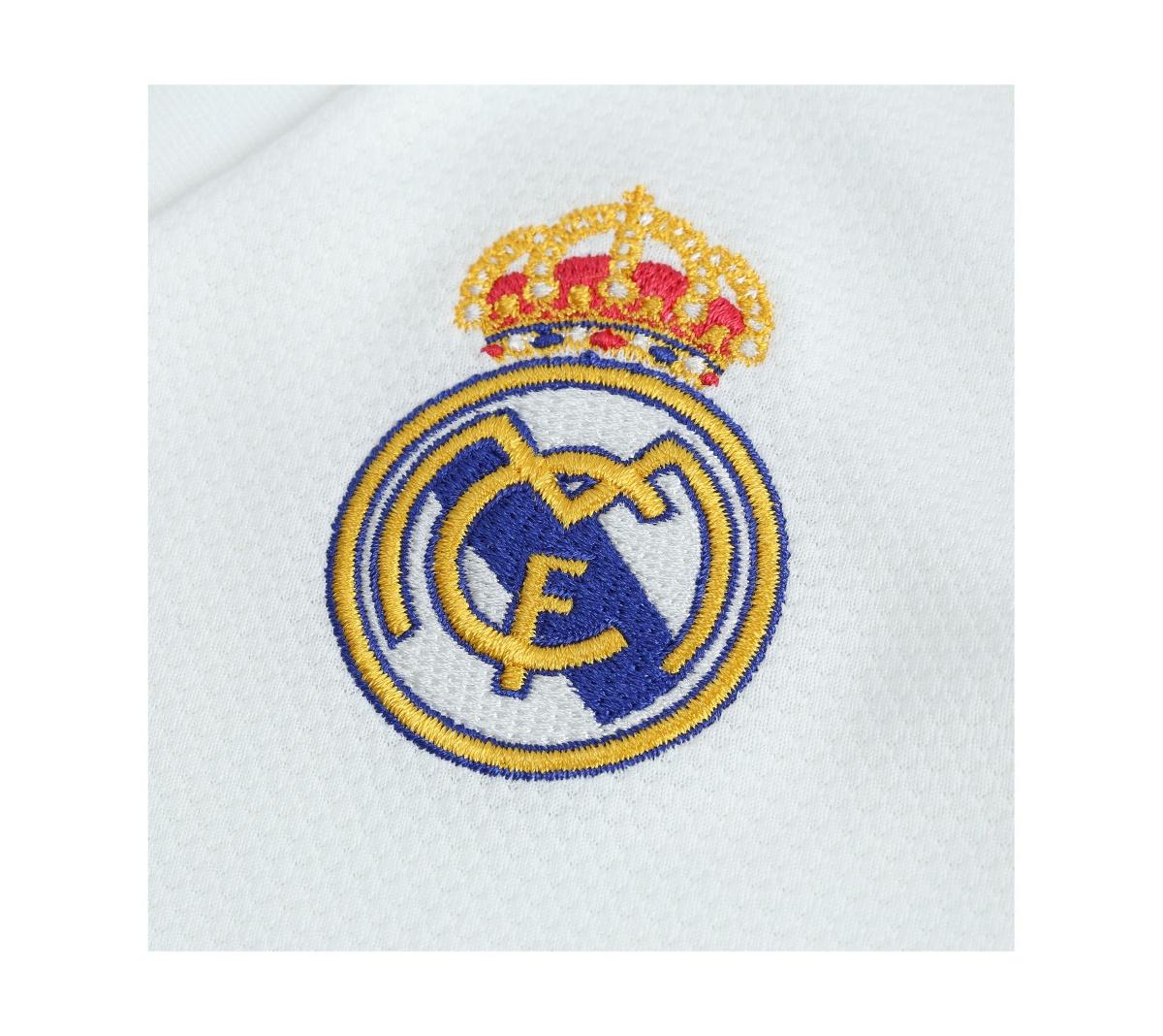 Camisa Adidas Real Madrid I Feminina 2018/19.