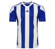 Camisa Adidas Striped 15 AZ/BC