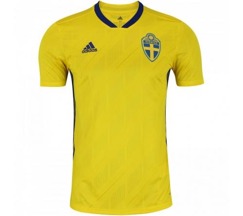 Camisa Adidas Suécia I Adulto - 2018