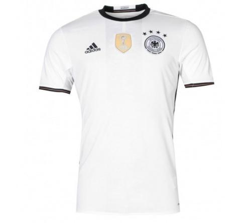 Camisa Alemanha I Adidas Oficial 2016 Infantil