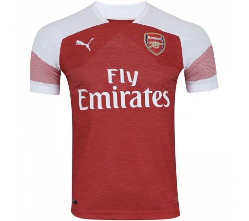 Camisa Arsenal I Puma 2018/19