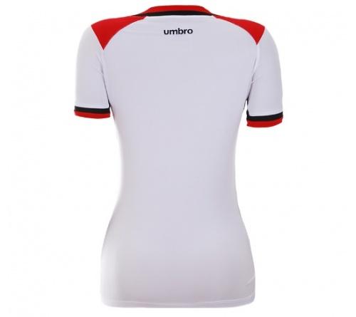 6bed9a6c98 Camisa Atlético Paranaense II Umbro 2016 Feminina - Mundo do Futebol