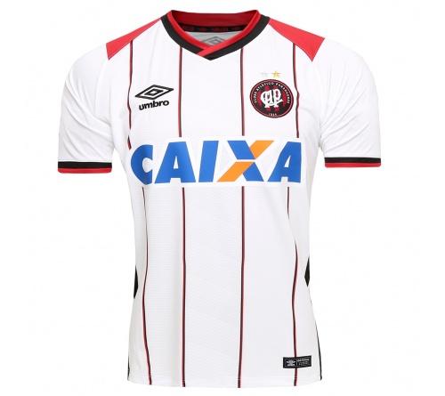 Camisa Atlético Paranaense II Umbro Infantil 2016 N/10