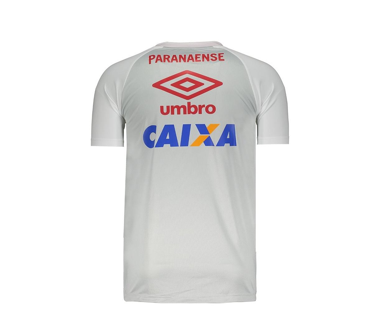 Camisa Atlético Paranaense Umbro Treino 2017/18
