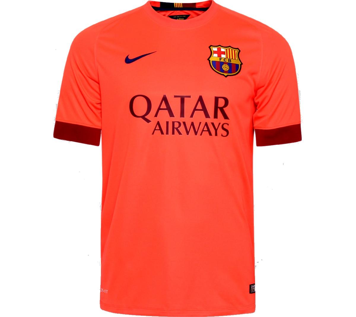 Camisa Barcelona II I. Rakitić