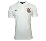 Camisa Corinthians Nike Polo Authentic