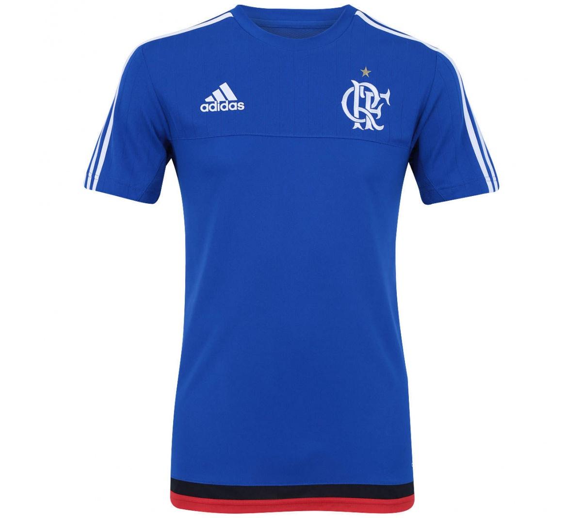 b46bcf169410e Camisa Flamengo Adidas Treino Oficial Camisa Flamengo Adidas Treino Oficial