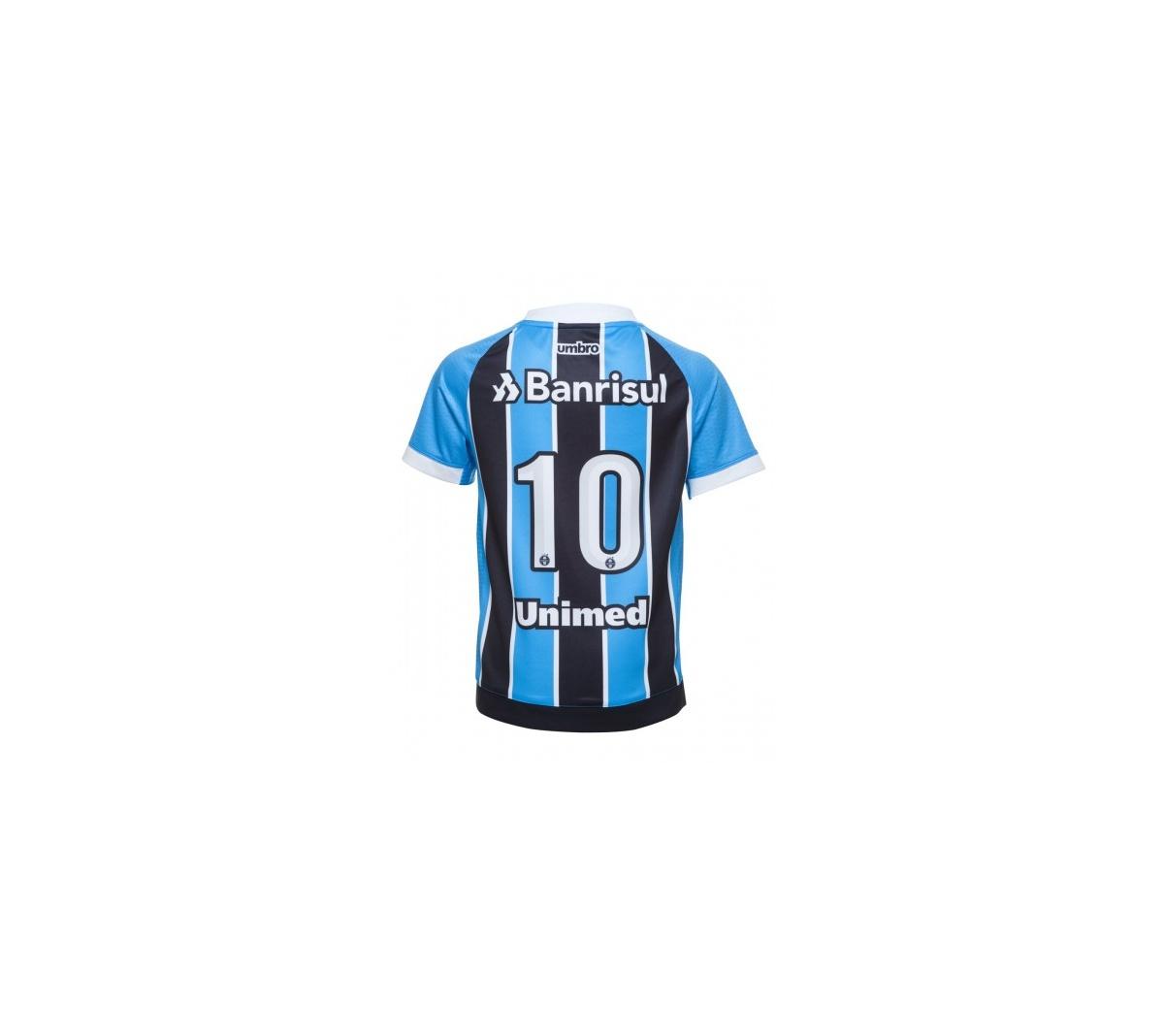 Camisa Grêmio I Umbro 2017 Juvenil