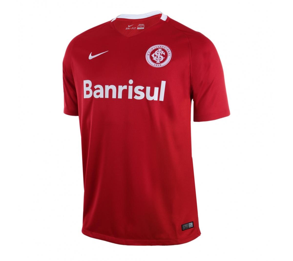Camisa Internacional I Nike 2016 New