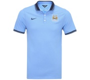 Camisa Manchester City Polo League 2014/15