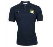Camisa Manchester City Polo Nike Authentic