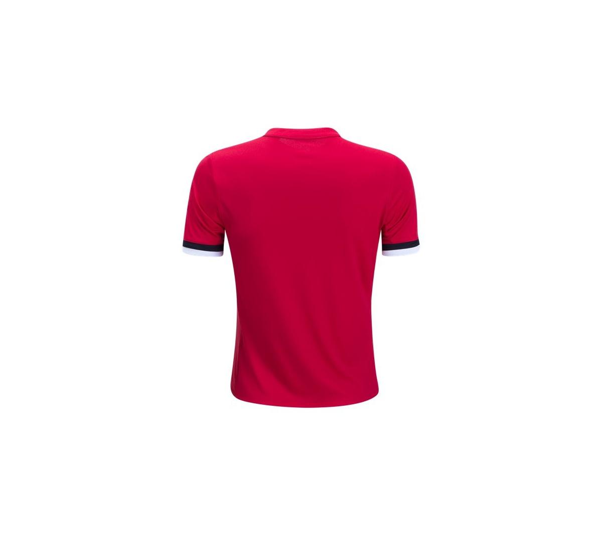 Camisa Manchester United I Adidas 17/18 Infantil