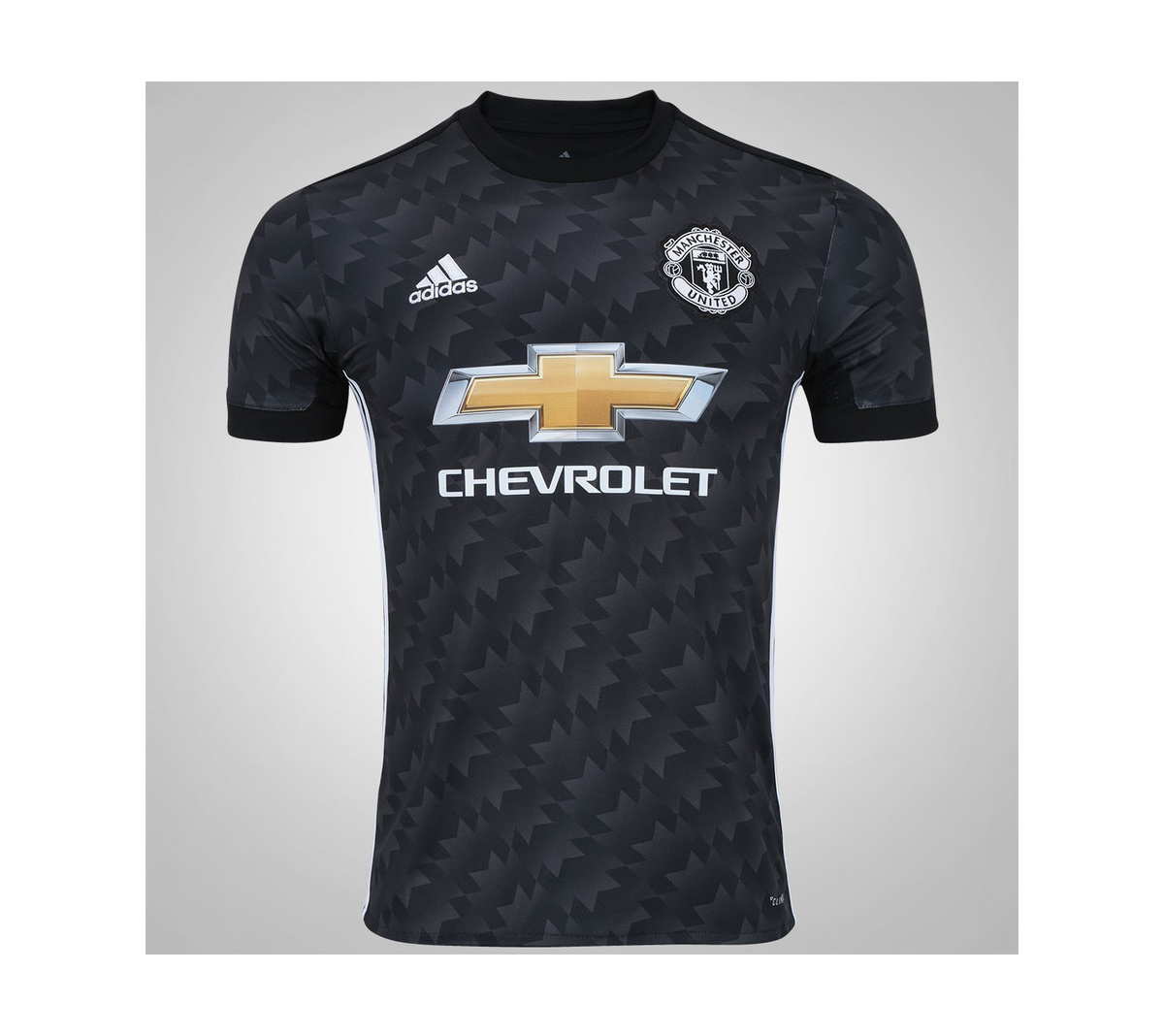 Camisa Manchester United II Adidas 2017/18 Inf.