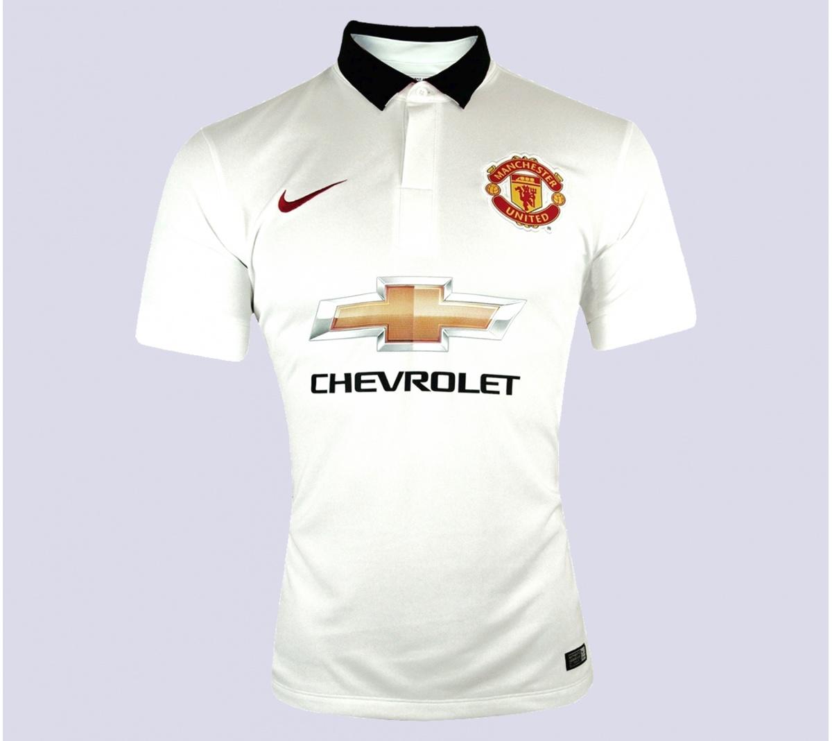 d9a52b3d5b26c Camisa Manchester United II Rooney - Mundo do Futebol