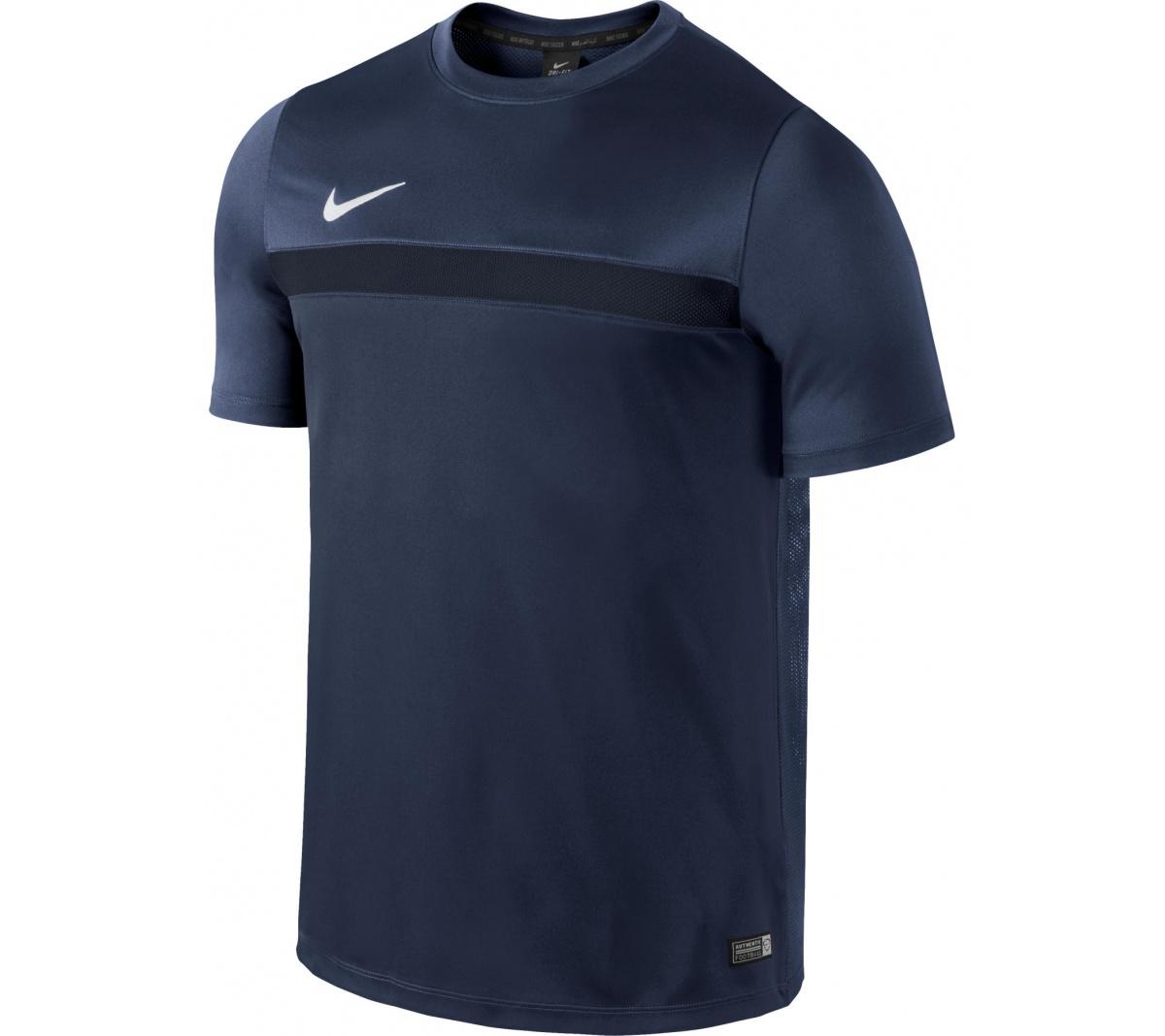 Camisa Nike Academy SS Training Az Pt - Mundo do Futebol 606d37c68578d