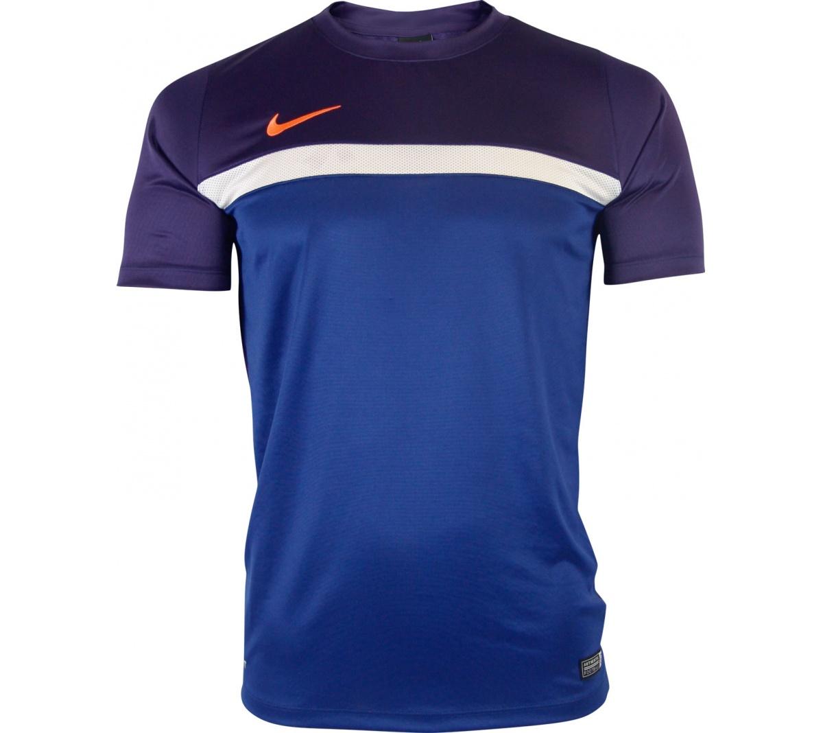 bb192fd237066 Camisa Nike Academy SS Training Roxo Camisa Nike Academy SS Training Roxo  ...