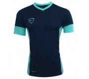 Camisa Nike Academy SS Marinho/Verde