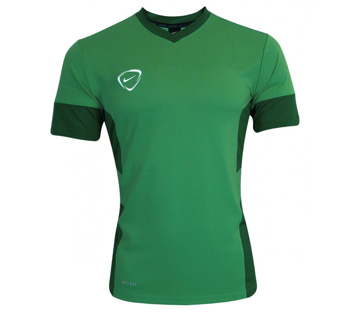 Camisa Nike Academy SS Verde Camisa Nike Academy SS Verde ... 1dc789a7f15e1
