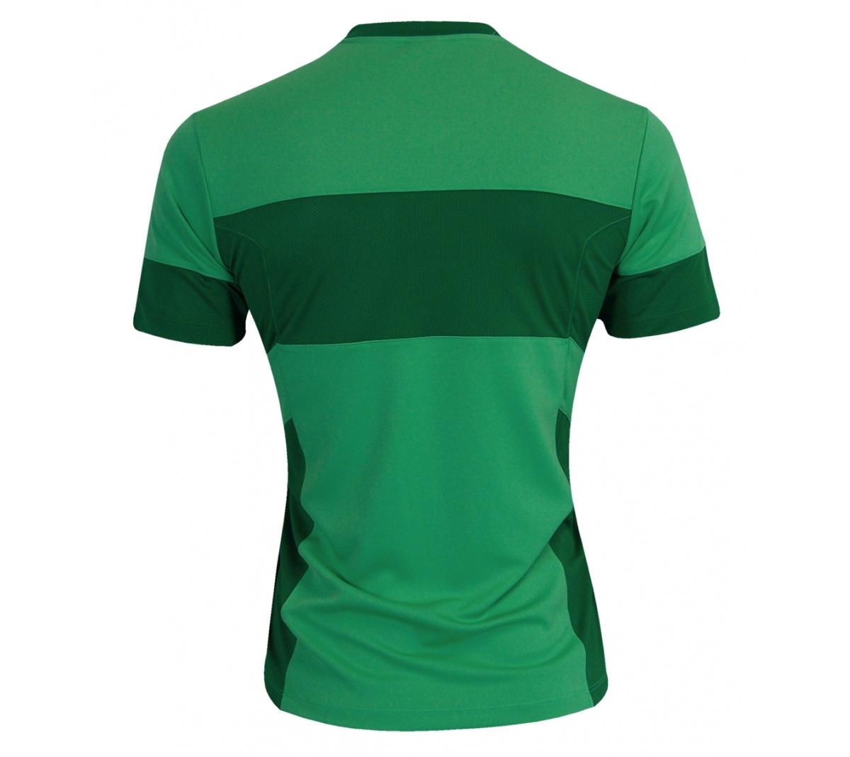 Camisa Nike Academy SS Verde - Mundo do Futebol cfbf718bbaa05