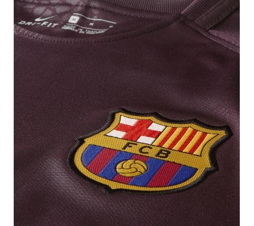 Camisa Nike Barcelona III C/ Patrocínio 17/18