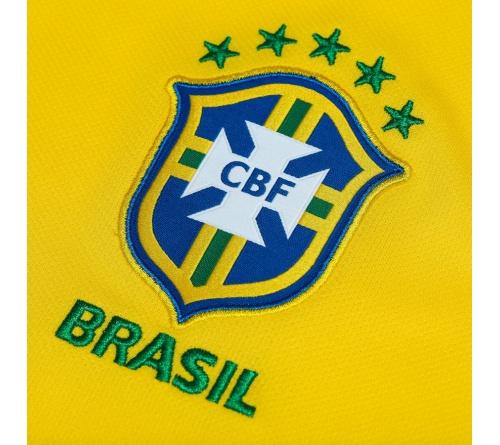 Camisa Nike Brasil I Infantil 2018