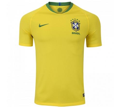 89e9ec8820 Camisa Nike Brasil I 2018 19 Torcedor Masculina - Mundo do Futebol